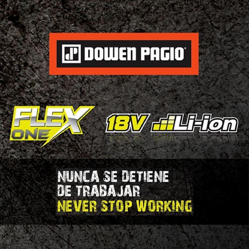 Llave De Impacto 18v 400nm 1/2 Flex Dowen Pagio Automotor