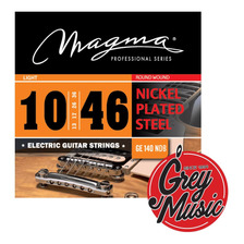 Encordado Magma140 Ndb Set Eléctrico Double Ball Nickel 010