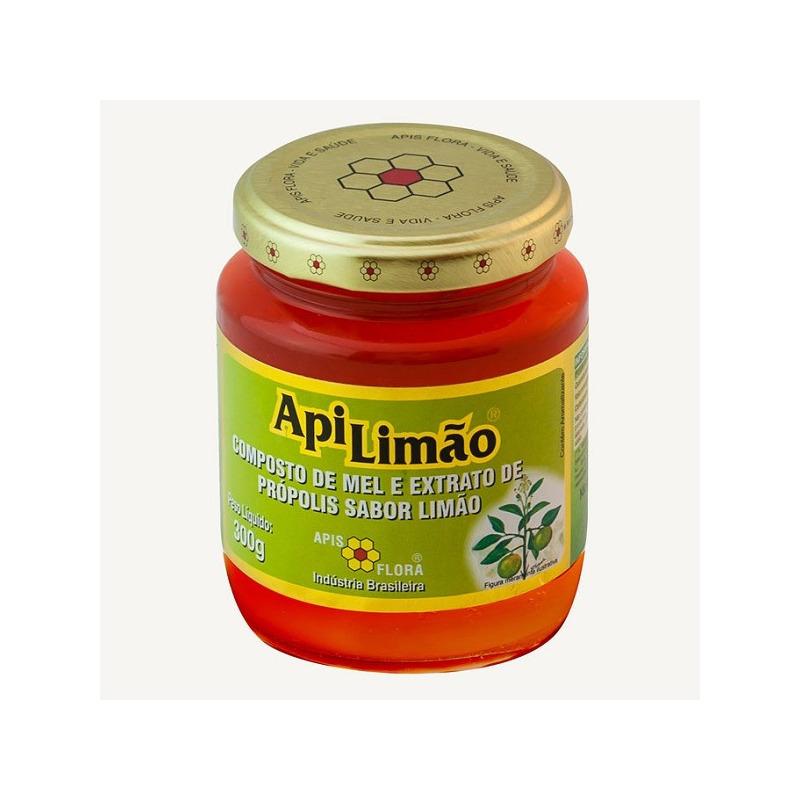 ApiLimao Composto de Mel, Propolis e Limao - 300g Apis Flora