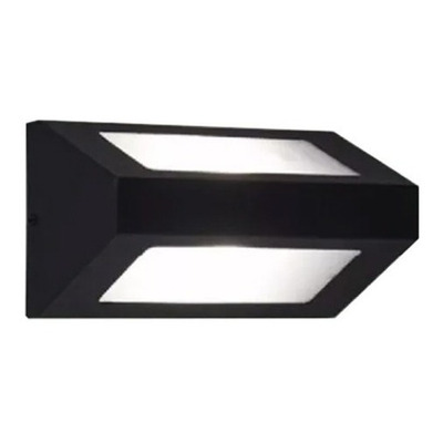 Aplique Bidireccional Exterior Apto Led Ap101 Sf