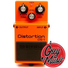 Pedal De Distortion Clásico Boss Ds1 P/ Guitarra
