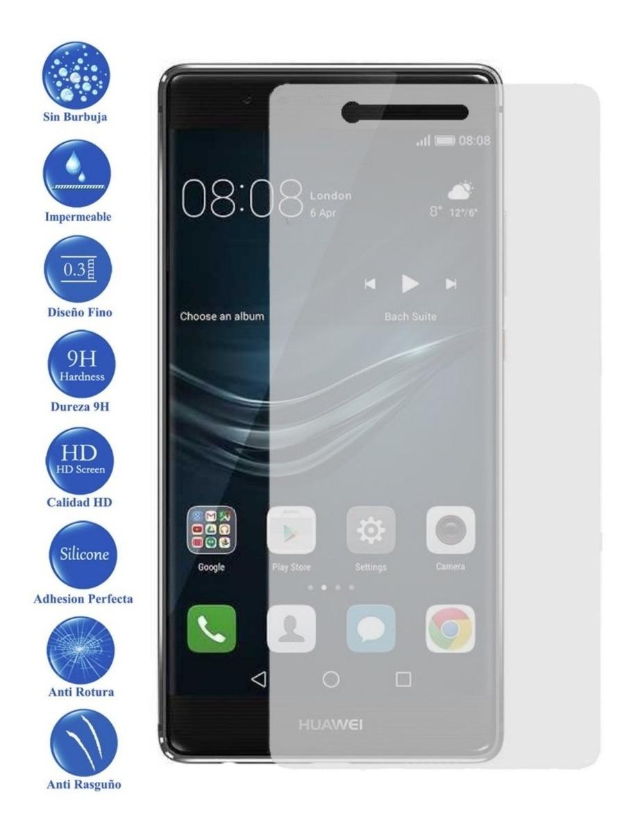 Funda Luxury 360º P/ Huawei P9 Rigida 3 En 1 + Templado