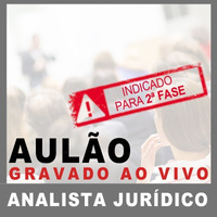 Aulão MP SP Analista Jurídico 2018 - Tutela de Interesses Difusos e Coletivos I