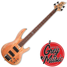 Bajo Ltd B204sm 4 Cuerdas- Color Raíz De Nogal - Grey Music-