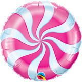 globo caramelo 45cm desinflado apto helio