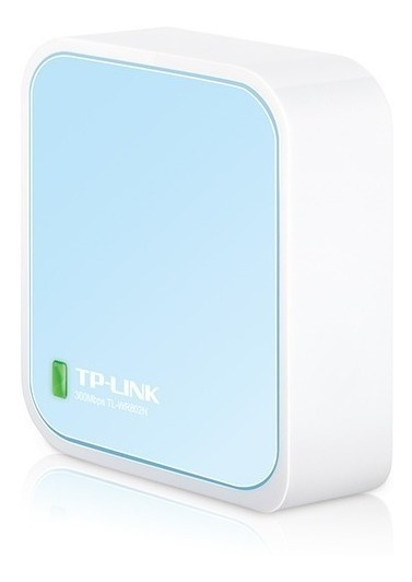 Router Wifi Tp-link Acces Point Repeater Wr 802n 300mbp