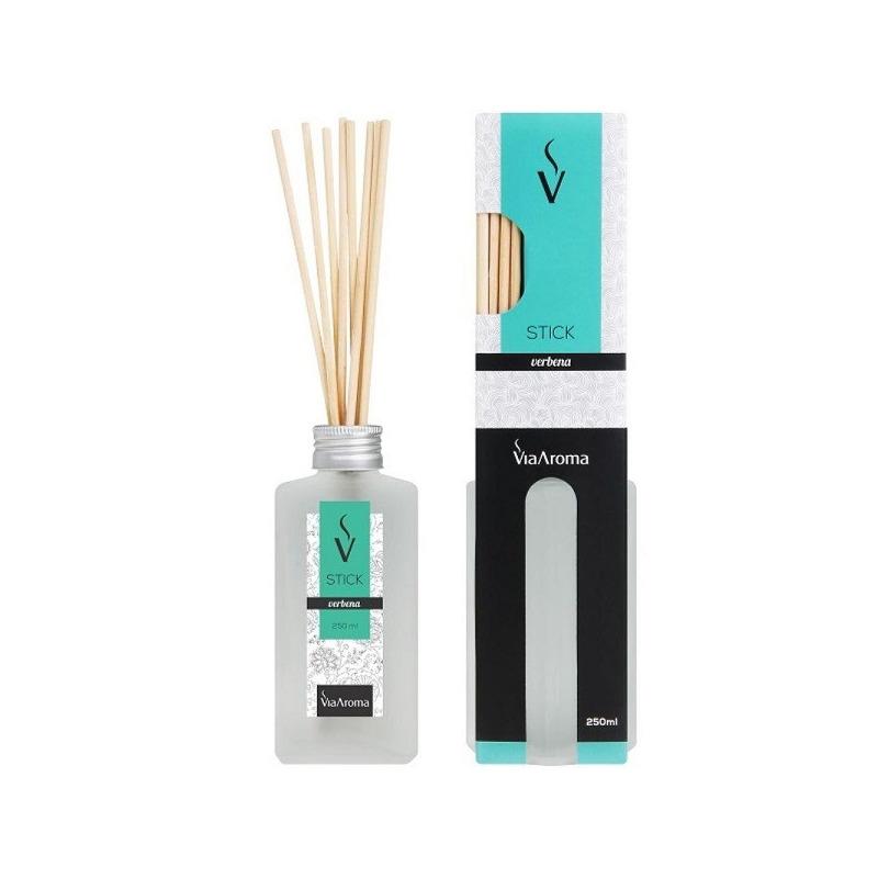 Aromatizador de Stick Verbena - 250ml - Via Aroma