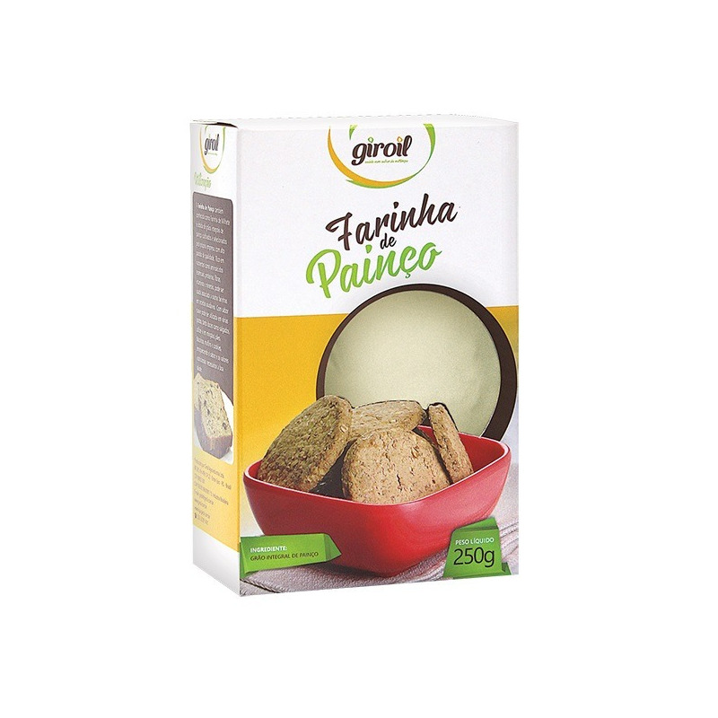 Farinha de Painco - 250g - Giroil