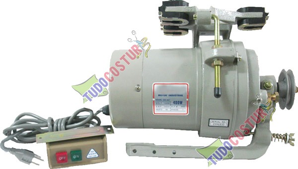 Motor Industrial de Alta Rotação 3450 RPM
