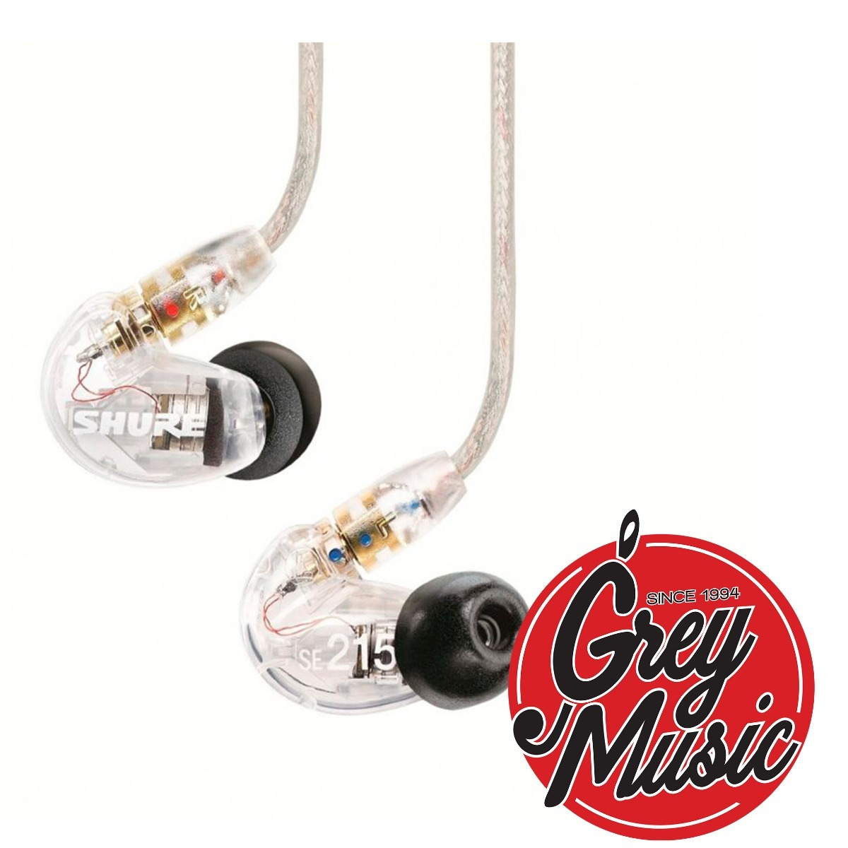 Auriculares Intraurales Shure Se215cl In-ears 22hz A 17 5khz