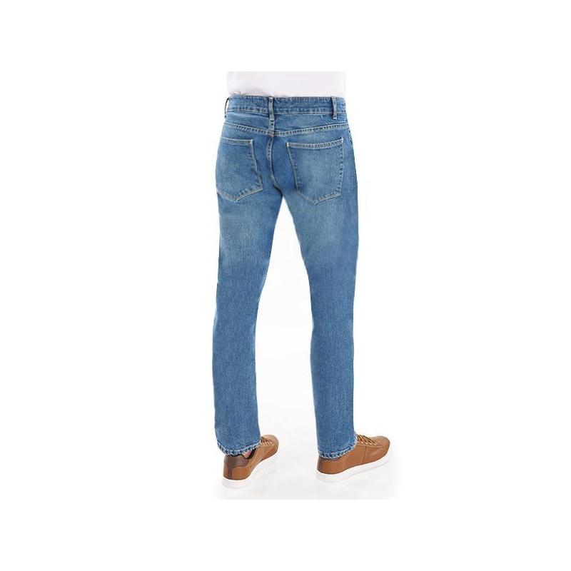 Pantalón mezclilla clara 014598
