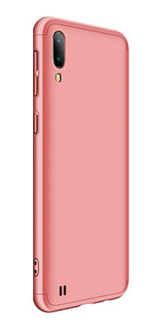FUNDA 360 LUXURY SAMSUNG M10 ROSA