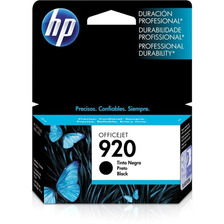 Cartucho Hp 920 Negro Cd971al Original