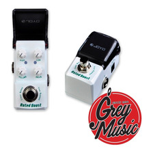 Pedal De Efecto Booster Joyo Jf-301 Rated Boost Ironman
