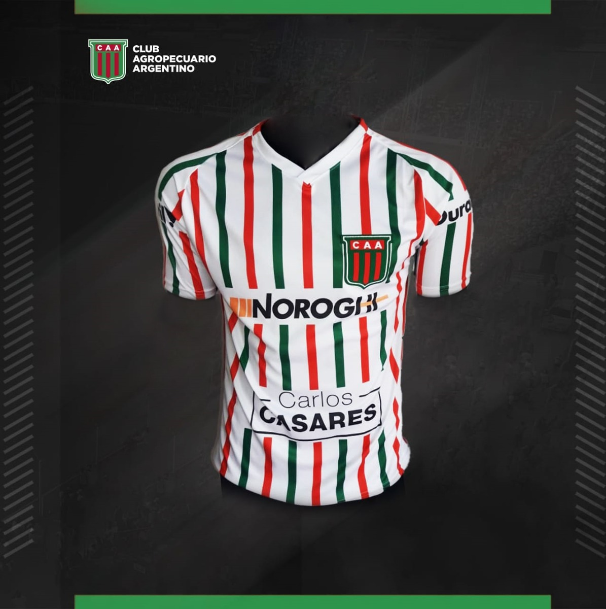 Agropecuario Camiseta Niño Alternativa Temporada 2...