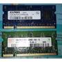 Lote Memoria Ram Sodimm Ddr2 1gb Pc2 6400 666 Y Pc2 5300 555 | RKSOLUTIONS