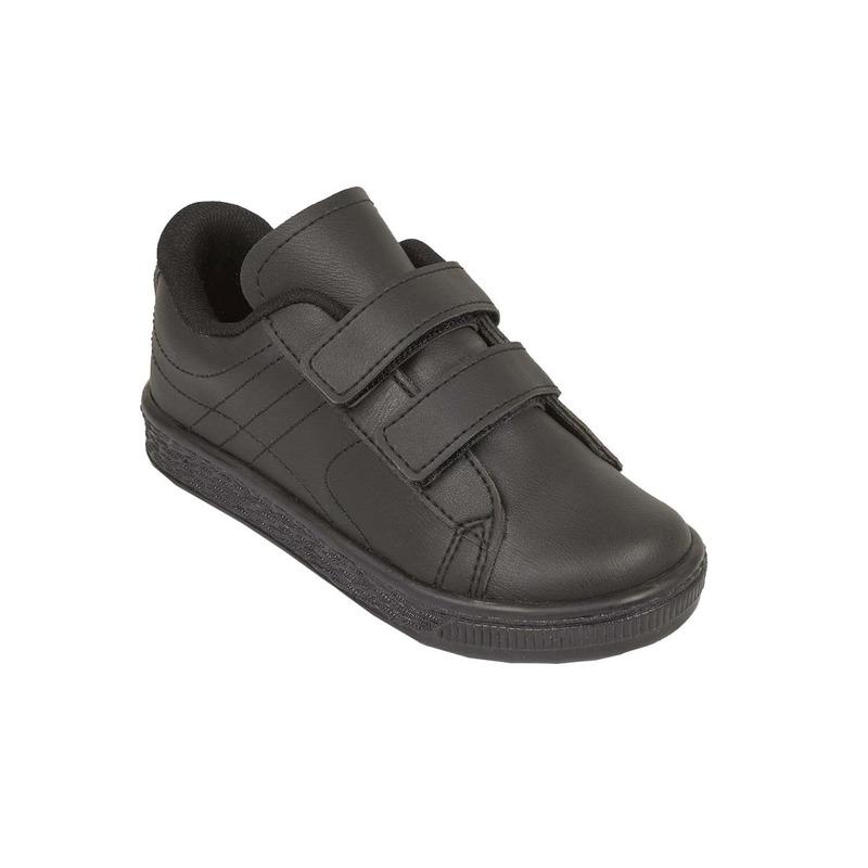 Sneakers blancos con correas 018619