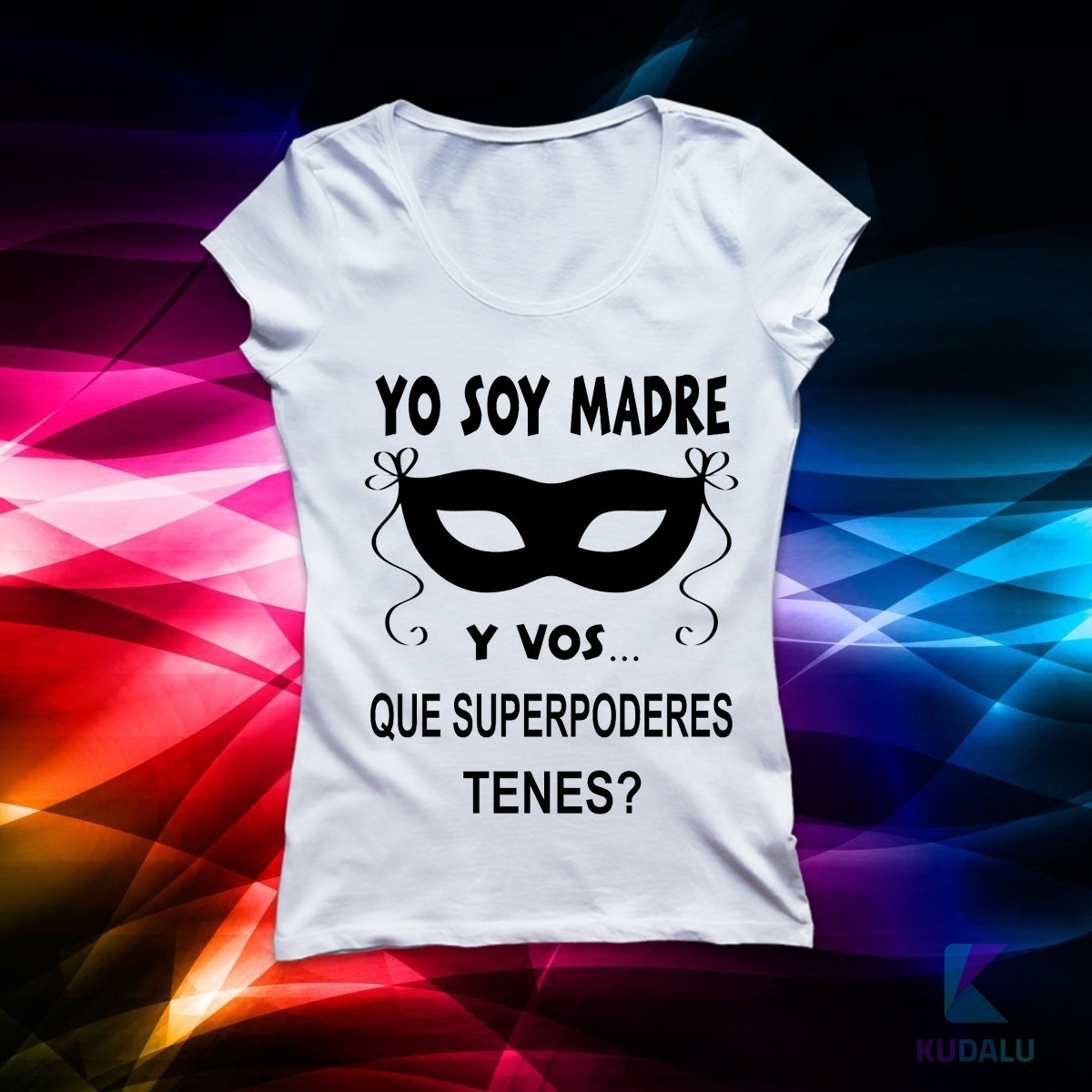 Remeras Estampadas Dia De La Madre 5