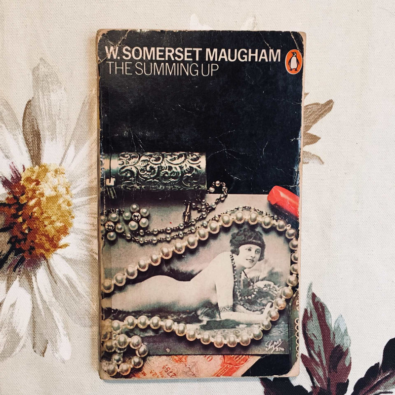 W. Somerset Maugham. THE SUMMING UP.
