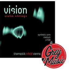 Encordado Thomastik Vi100 3/4 Violin Synthetic Core