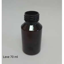 Envases Plásticos Pet 70 Ml Color C/ Tapa (x 100 Unidades)
