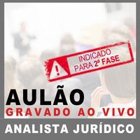 Aulão MP SP Analista Jurídico 2018 - Direito Administrativo