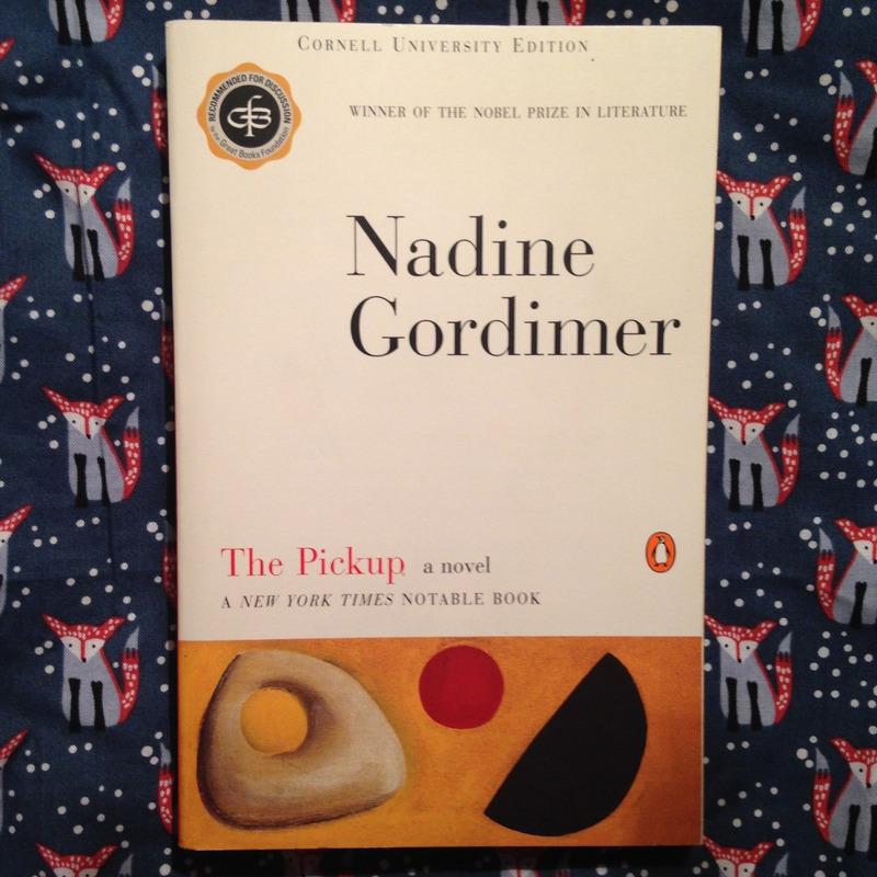 Nadine Gordimer.  THE PICKUP.