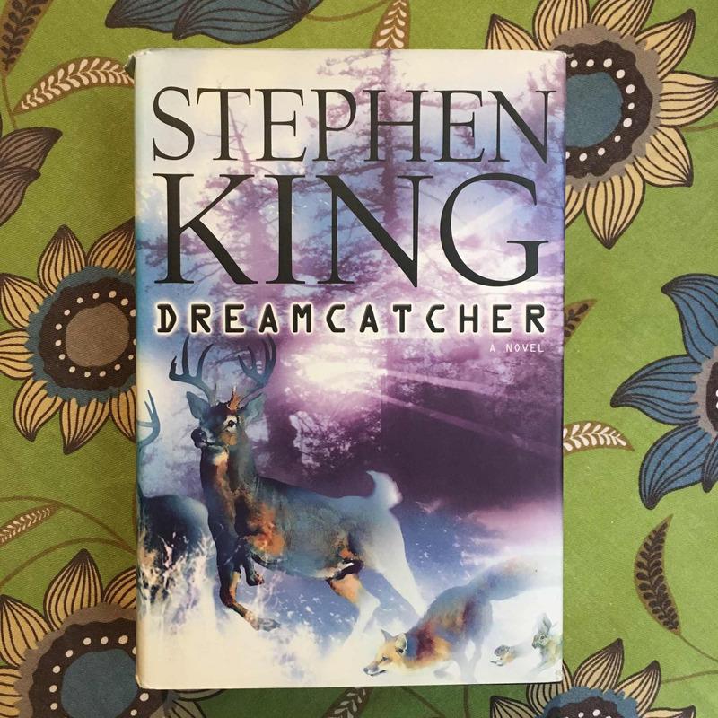 Stephen King. DREAMCATCHER.