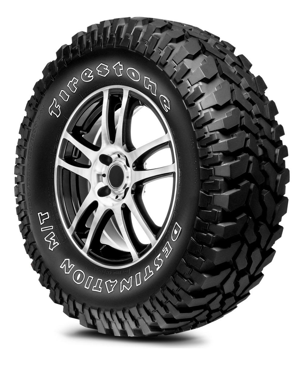 Neumático LT235/75R15 104/101Q DESTINATION MT 23 FIRESTONE