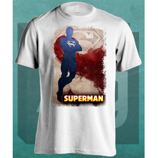 Remeras Estampadas Superheroes