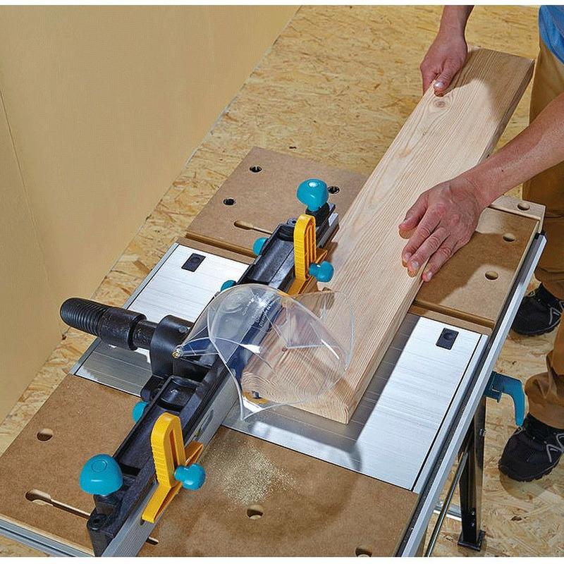 Limitador para fresagem longitudinal para Master Cut 2000 - 690100 - Wolfcraft