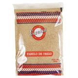 Farelo de Trigo Integral Fino - 250g - Excelsa