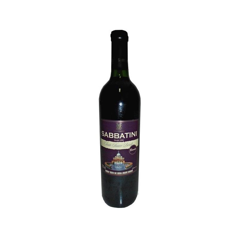 Vinho Tinto Suave Bordô 720ml - Sabbatini