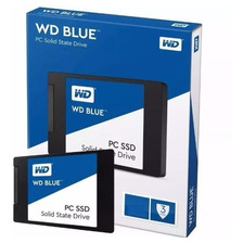 Disco Solido Ssd Western Digital Blue 500gb Sata 3 6gb/s 2 5