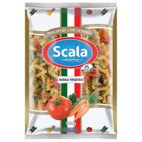 Macarrao Fusilli (Parafuso) Tricolor com Vegetais 500g Scala