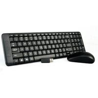 Kit de Teclado y Mouse Logitech MK220 Inalámbrico