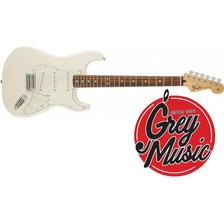 Fender Mex Stratocaster 014-4600-580 Sss Rosewood White