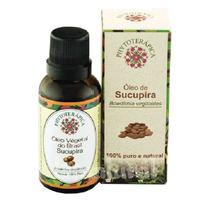 Oleo Vegetal de Sucupira - 30ml Phytoterapica