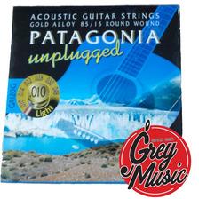 Encordado Patagonia De Guitarra Acústica 010 Ga120g