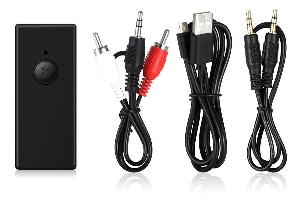 Transmisor Inalambrico Audio Bluetooth Smart Tv Powerzon