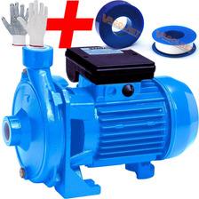 Bomba Centrifuga Agua 1hp 25mts Turbina Bronce Gamma 92l/min