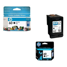 Cartucho Hp 60 Negro Original Cc640wl
