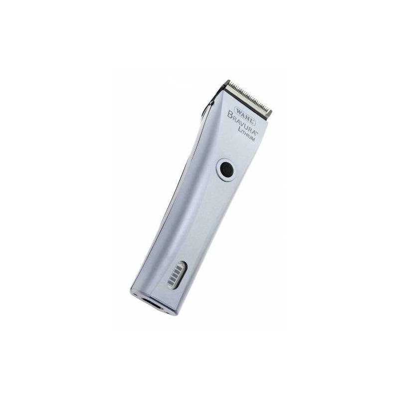 Máquina de Tosa Wahl Bravura - Silver