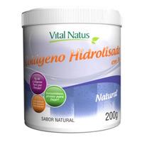 Colageno Hidrolisado em Po (Natural) - 200g - Vital Natus