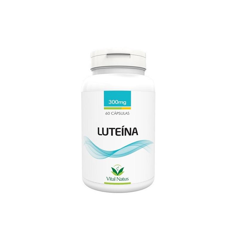 Luteina - 60 capsulas 300mg - Vital Natus