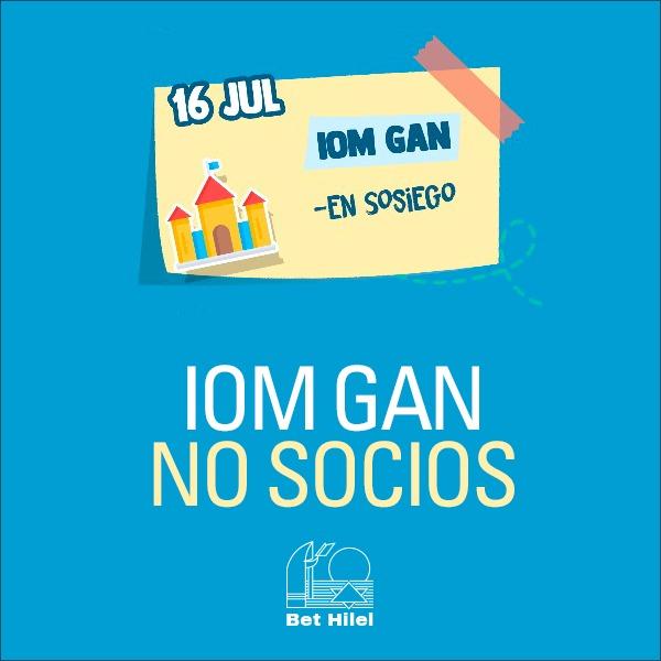 Iom Gan No Socios