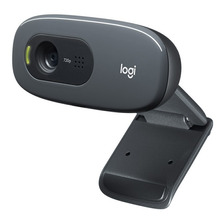 Cámara Web Logitech Webcam Hd C270 C/ Micrófono 720p Oficial