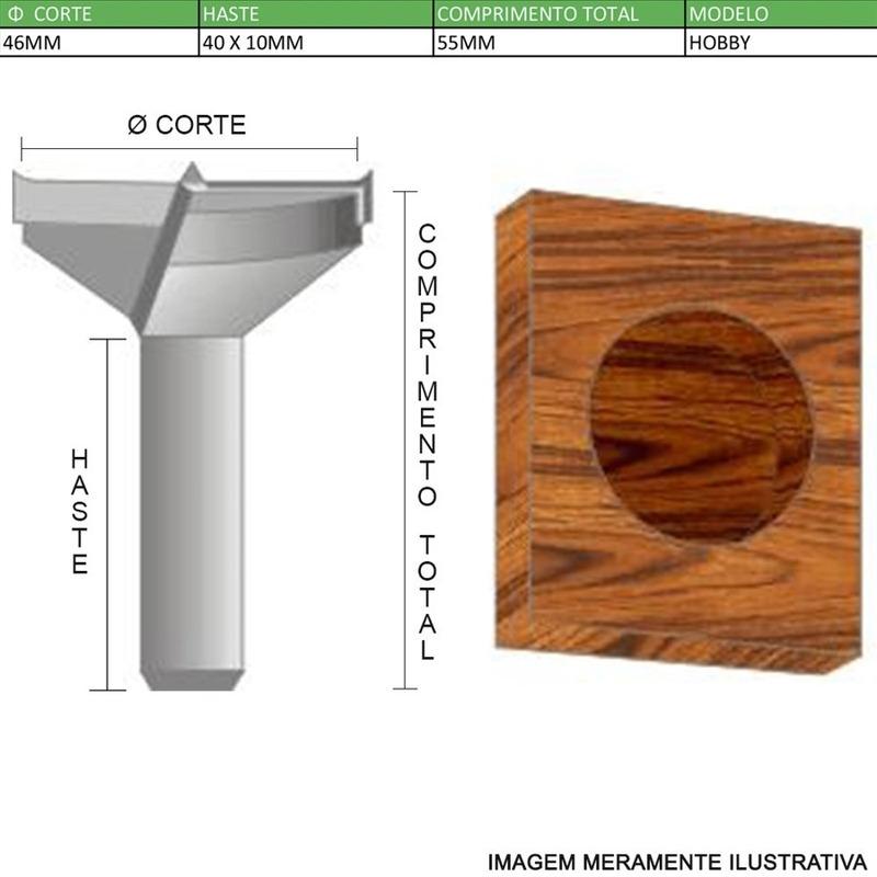broca-hobby-46mm-radix-234600105