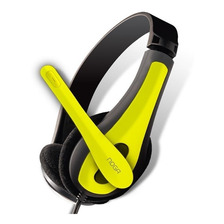Auricular Para Pc Con Microfono Vincha Ajustable Ngv-400 Auriculares Gamer Mic Miniplug