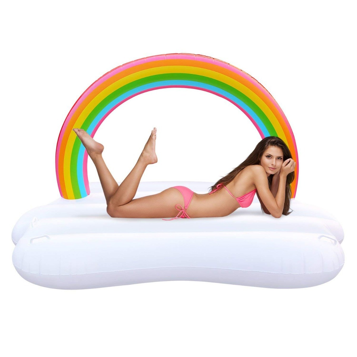 INFLABLE ARCOIRIS GIGANTE
